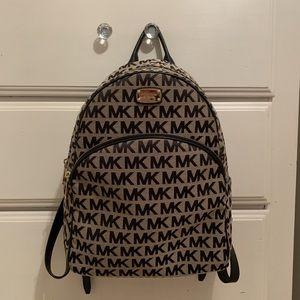 Michael Kors Black/Brown Book Bag. GREAT CONDITION